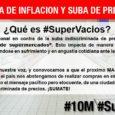 """El pasado viernes, las organizaciones convocantes a la jornada de """"#SuperVacios"""" que se llevó adelante el 7 de este mes, enviaron una nota al Presidente de la Nación Mauricio Macri […]"""