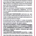 El socialismo es el método,el programa de la transformación económica y social, y también la esperanza de millones de argentinos que están hartos de la demagogia, del autoritarismo,del populismo, de […]