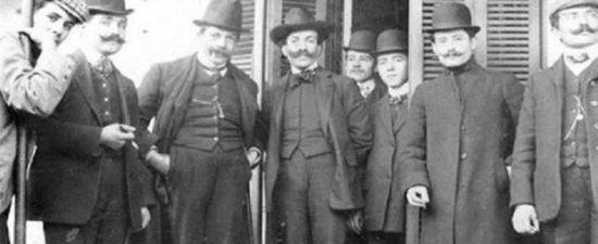 Los días 28 y 29 de junio de 1896 se llevó a cabo en la Ciudad de Buenos Aires el congreso fundador del PARTIDO SOCIALISTA.