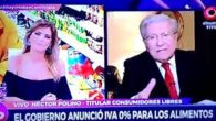 Nota: Canal 9 (15/8/2019)