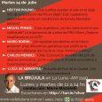 Entrevista a Héctor Polino en el programa La Brújula, conducido por Mario Mazzitelli, en Radio La Luna.