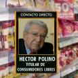 Entrevista a Héctor Polino de Consumidores Libres en Radio Latina 101.5 RL18 6/10/20