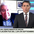 15/10/20 Entrevista a Héctor Polino sobre aumentos de precios.Canal LN+ en el programa conducido por Fernando Carnota.