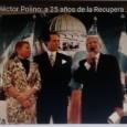 Dr. Héctor Polino: Acto del Partido Socialista a 25 años de la Recuperación Democrática.