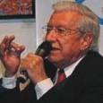 Exposición brindada pòr el el dr. Polino en un evento organizado por la Asamblea de Almagro en 2008.