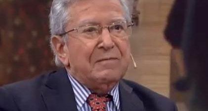 12/6/21 Entrevista al Dr. Héctor Polino en el programa de Sergio Solón por Radio Realpolitik.fm