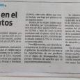 17/6/21 Diario Popular Edición Impresa: Alza del 1.68% en el rubro de Alimentos