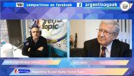 Nota: Arg Ya C6Digital de Misiones 23/10/21 Entrevista a Héctor Polino, fundador de Consumidores Libres acerca de los aumentos de precios. Mirá la entrevista: